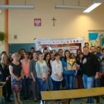 Szkoła - zdjęcie grupowe